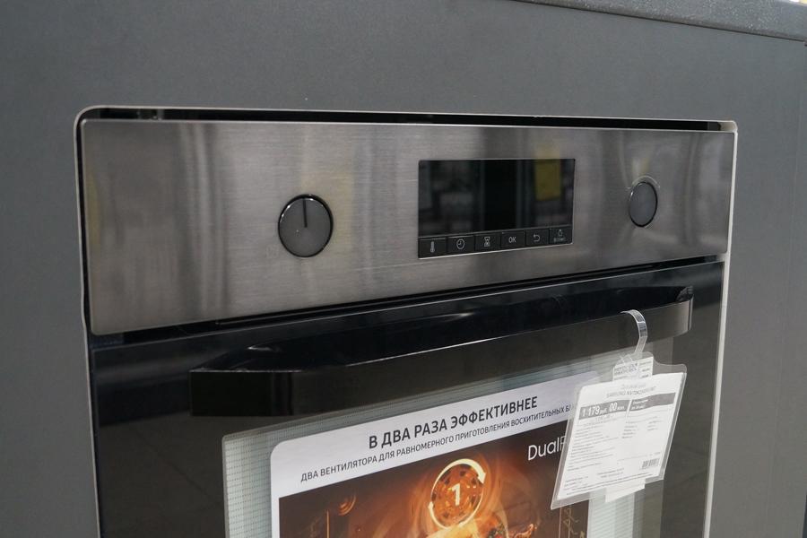 дверца духовки