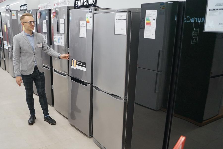 Холодильники в ЭЛЕКТРОСИЛЕ