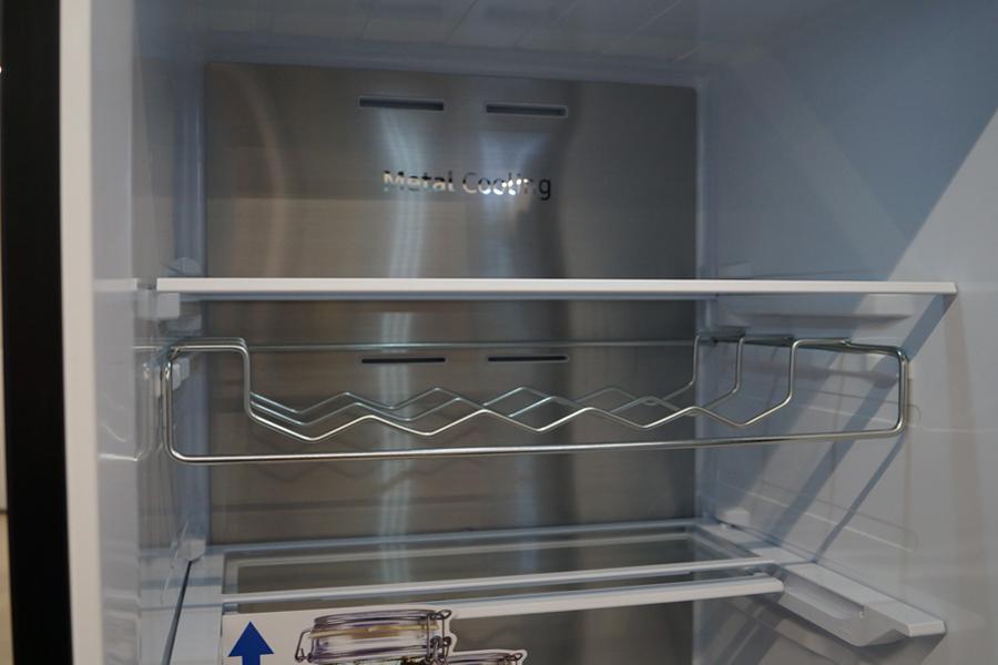 Решётка для хранения бутылок в холодильнике