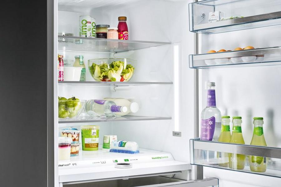 LED подсветка в холодильнике