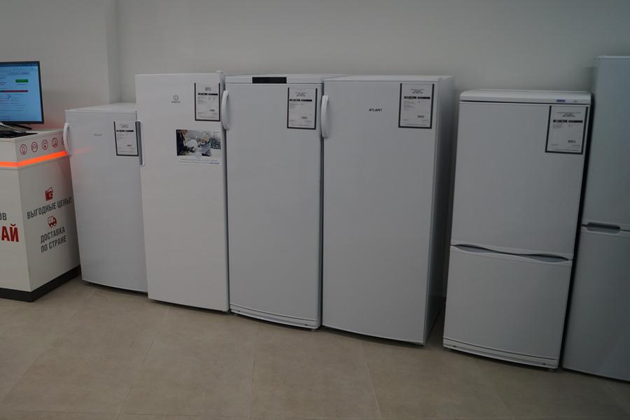 Скидки на холодильники в ЭЛЕКТРОСИЛЕ