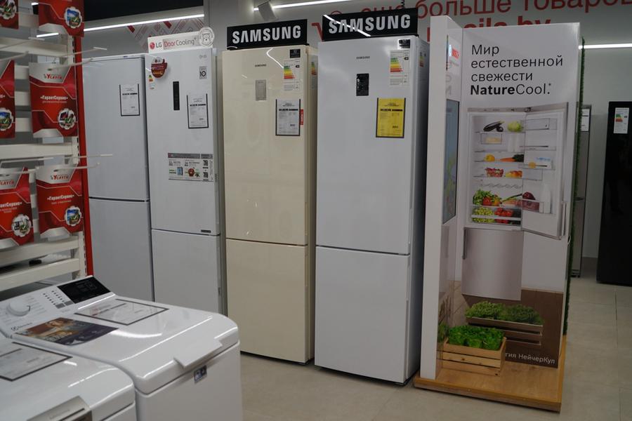 Большой выбор холодильников в ЭЛЕКТРОСИЛЕ