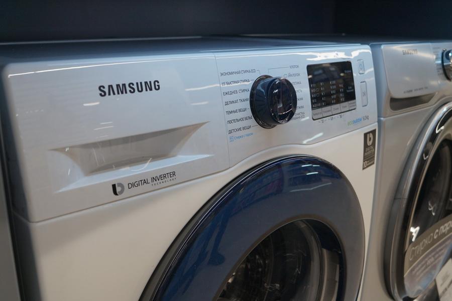 управление Samsung