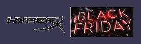 Чёрная пятница от HyperX!