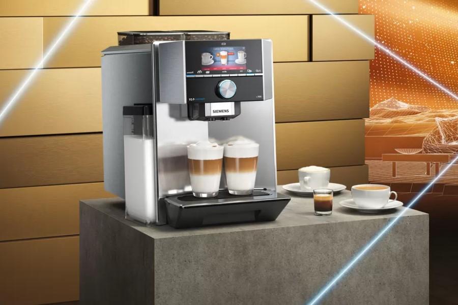 Автоматическая кофемашина SIEMENS