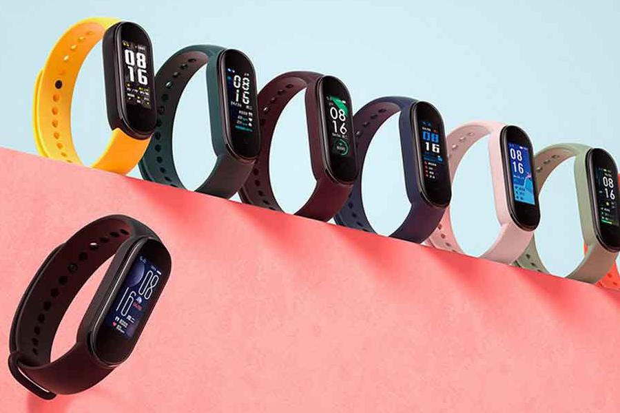Фитнес-браслет MI Smart Band 5